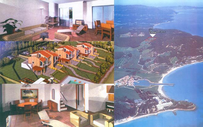 Греция апартаменты на берегу моря